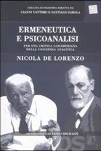 ermenueutica e psicanalisi