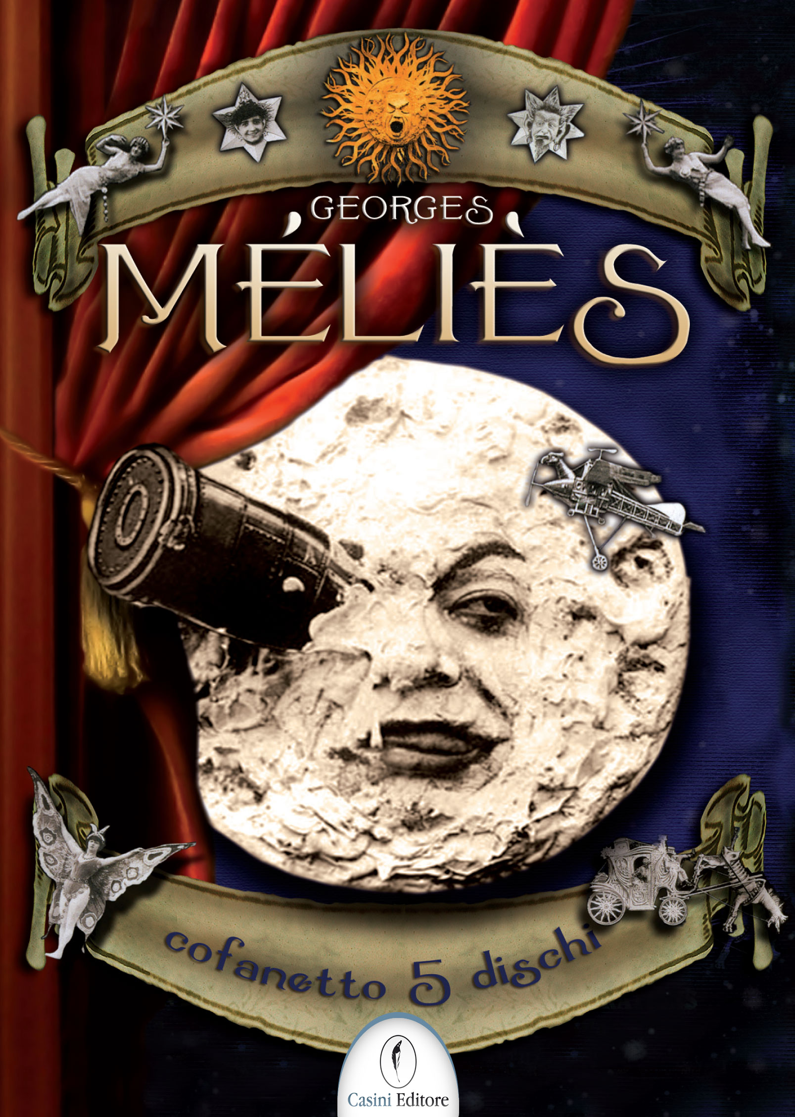 GEORGES MELIES DVD