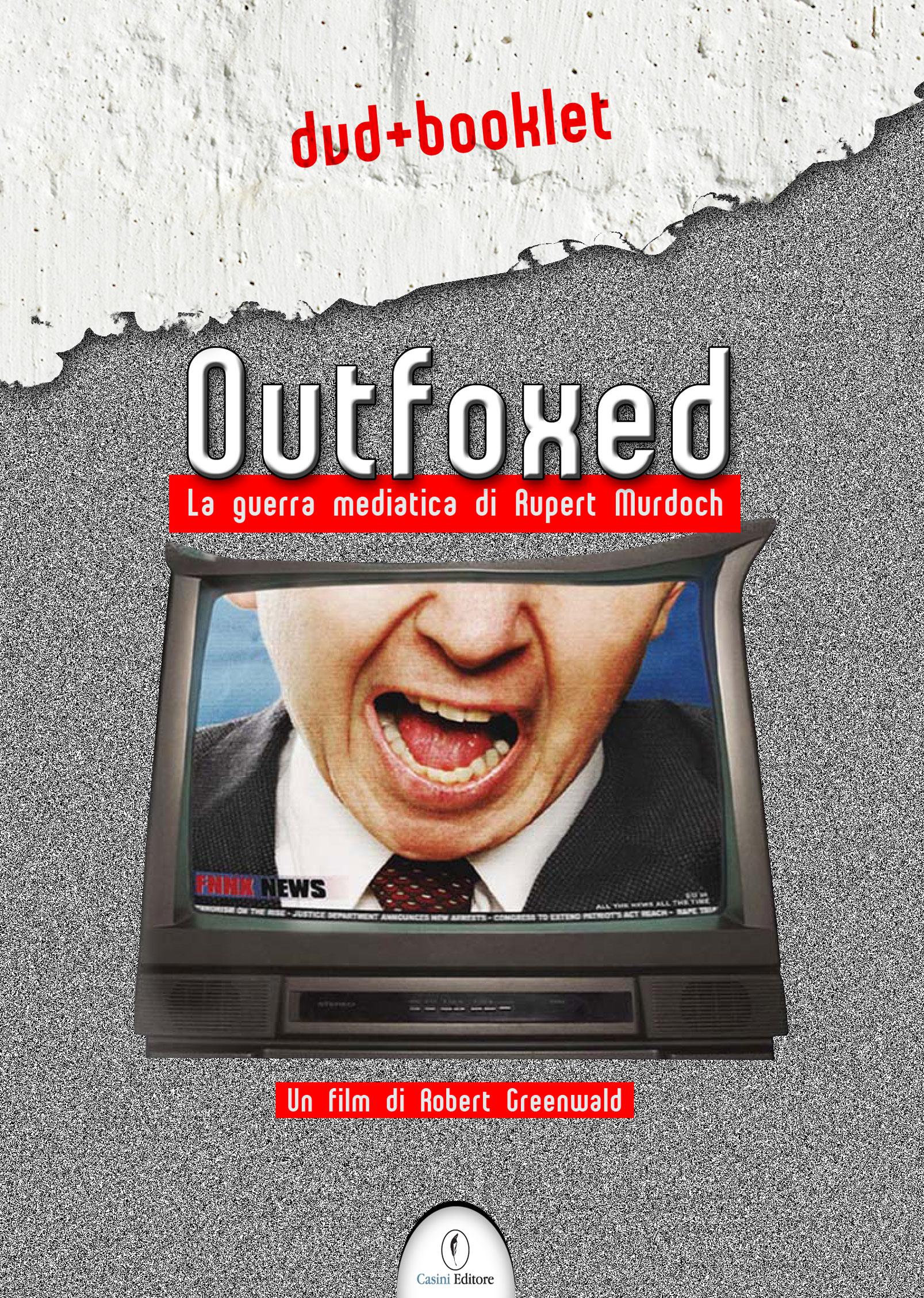 OUTFOXED - RUPERT MURDOCH