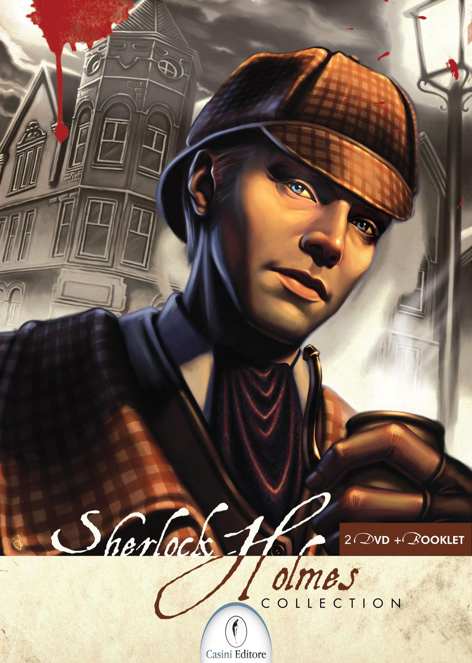 Sherlock holmes colletion dvd film inediti