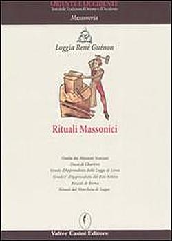 rituali massonici libro