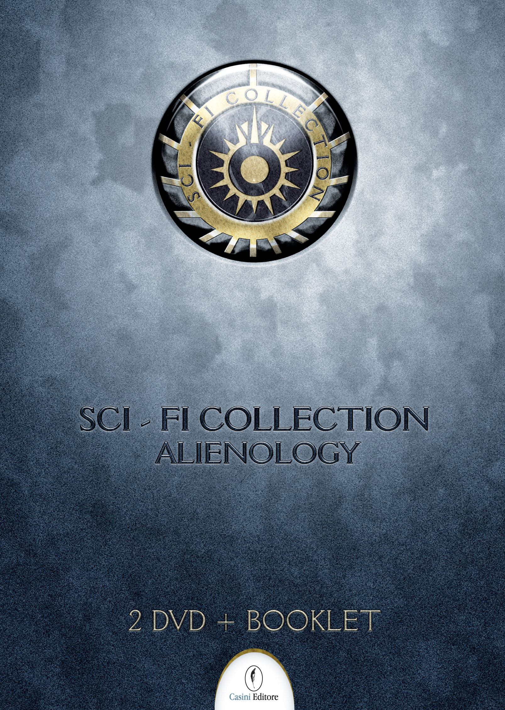 sci-fi collection dvd