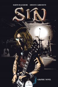sin - graphic novel