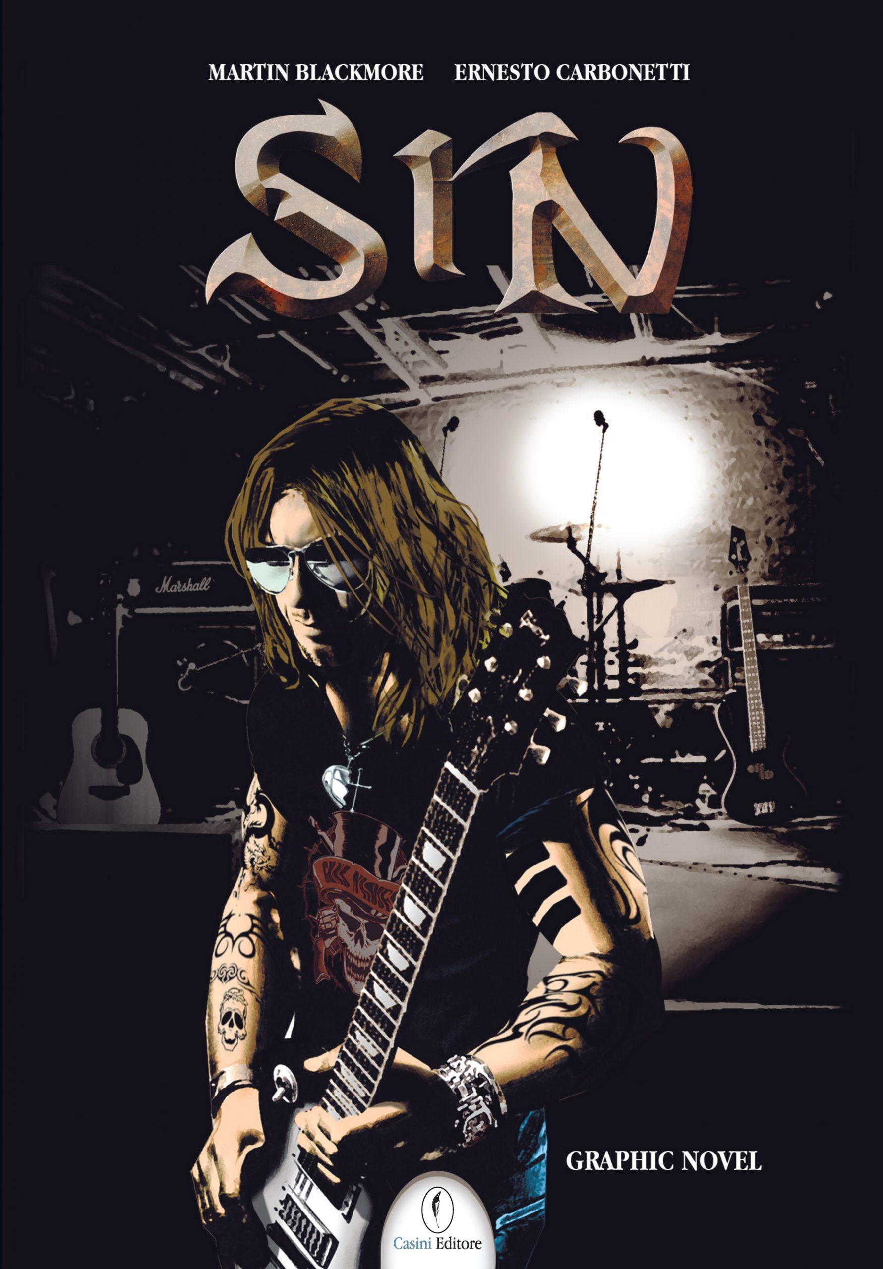 sin - graphic novel