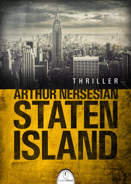 staten island - libro thriller