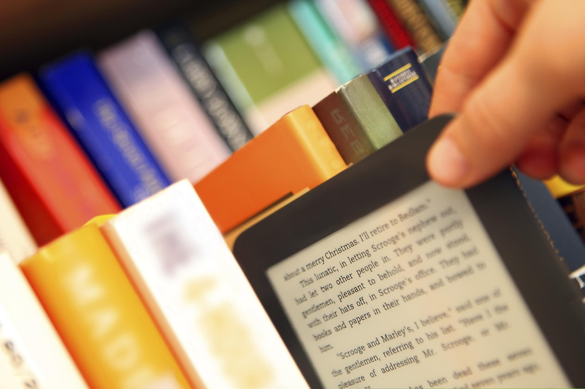 Ebook, il libro del futuro